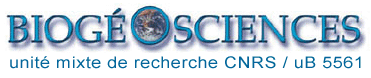 logo laboratoire Biogéosciences